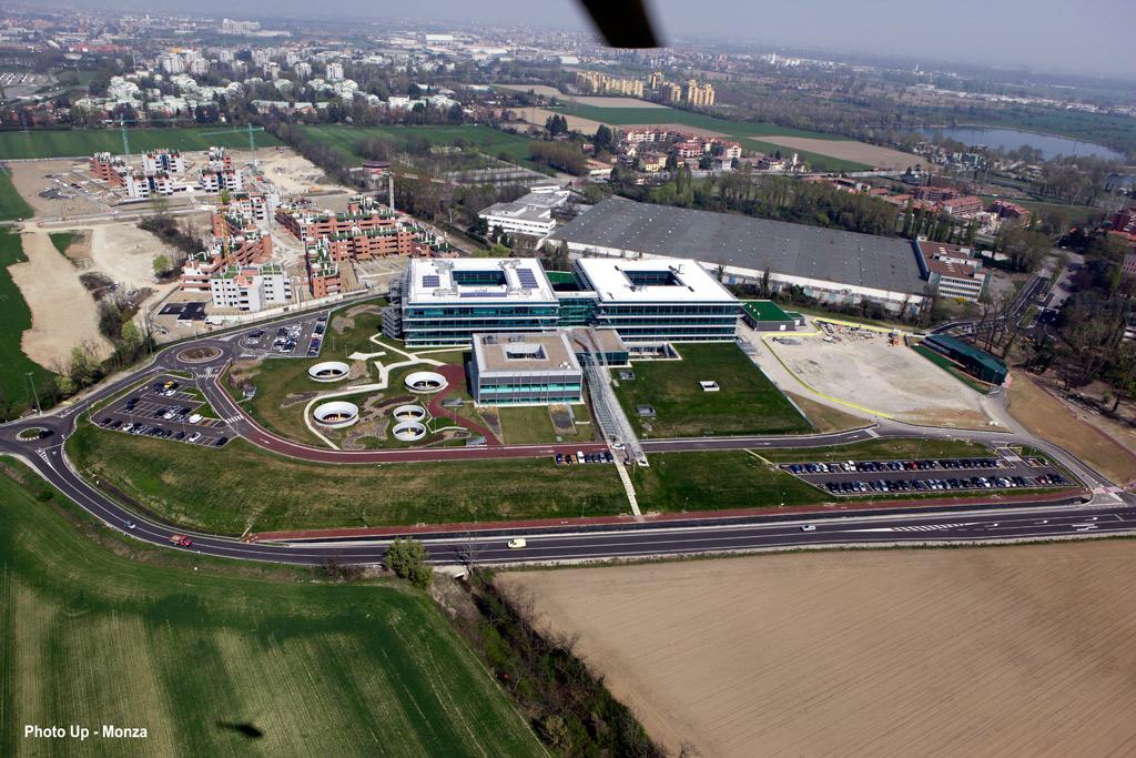 Ex Sede Microsoft - Milano - Mpartner - Project ...