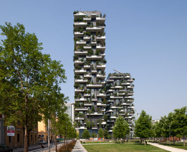 Bosco verticale porta nuova isola milano mpartner - Residenze di porta nuova ...