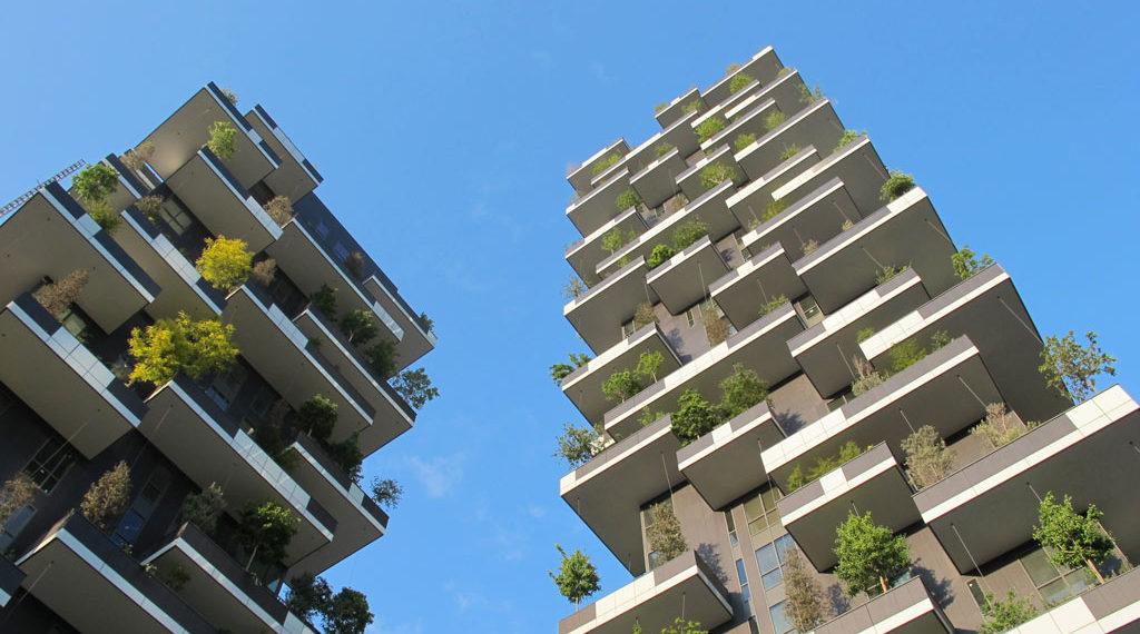 Bosco verticale porta nuova isola milano mpartner - Residenze porta nuova ...